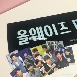 GOT7 MARKBAM MB9397 SLOGAN