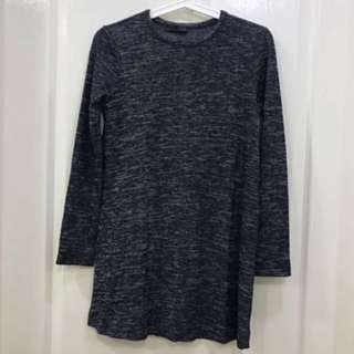 🆕 Zara Long Sleeves Dress- Size S