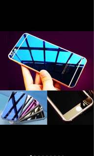 Mirror Tempered Glass