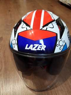 Lazer JH3 as good as new