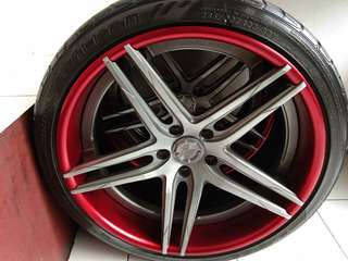 Velg racing Lexani forged USA