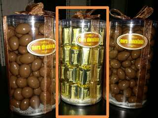 Coklat ball and treasure
