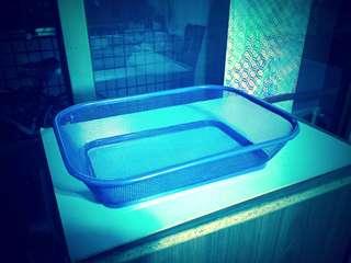 🚚 藍色網籃