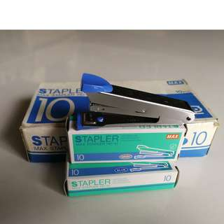 STAPLERS MAX HD-10 ( 10PCS/BOX)