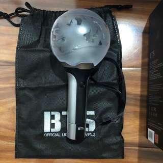 BTS lightstick