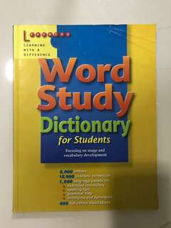 words dictionary