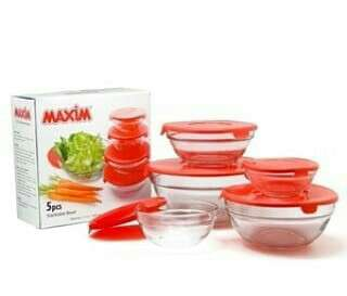 maxim stackable set