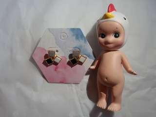 全新韓系簡約氣質耳環 (現貨)