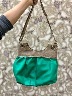Green Bag (Adjustable bag strap)