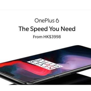 OnePlus 6 HK$150 配件voucher