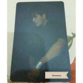 Infinite Hoya - Infinite Only Official Photocard (Colour Ver.)