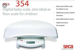 Seca 354 baby weighing scales