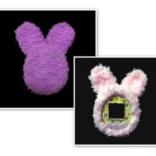 Rabbit Ear Tamagotchi Cover Case Bunny
