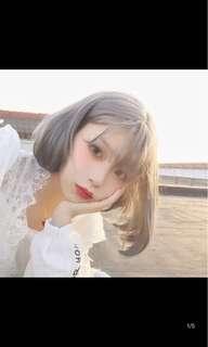 Bob short harajuku daily wig