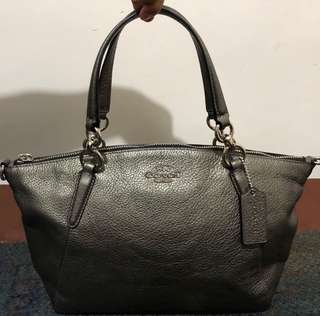Coach bag (with carecard and tag)