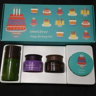 Innisfree Gift Set / Innisfree Kit / Innisfree best collection kit