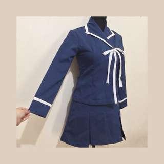 Isayama Yomi seifuku costume