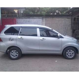 XENIA MANUAL SILVER METALIC 1300CC