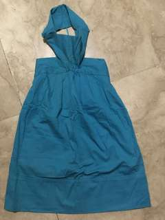 Aquamarine Mini Dress
