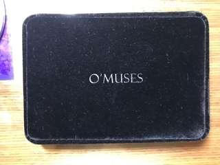 🚚 🎉超取免運🎉【O'MUSES】耳環項鍊套組(耳針式)