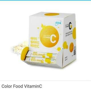 🚚 Atomy Color Food