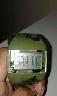 O.D.M Military Green touchscreen watch