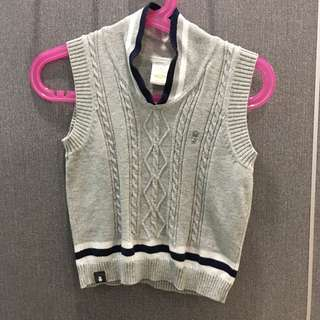 Trudy & Teddy gentleman knitted vest