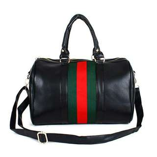 KOREAN GUCCI INSPIRED BOWLING BAG