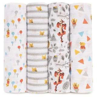 Aden and Anais Winnie the Pooh Swaddle