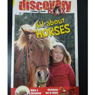 FREE Discovery Box - All About Horses