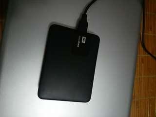 WD 4tb External Hard Drive