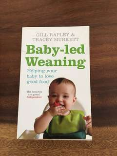 Baby-led weaning. *reserved*