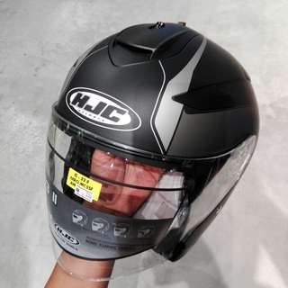 HJC IS-33 II nitro helmet