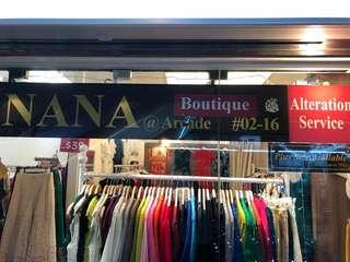 Our DCard Merchant - NANA Boutique