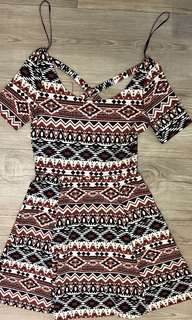 H&M Aztec Dress #Ramadan50