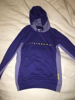 BNWOT Nike purple jumper/sweater size XS