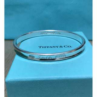原價$4000 Tiffany & Co 1837 Bangle 手鐲