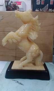 黄玉 駿馬
