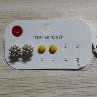 Terranova Earrings 2 for 100
