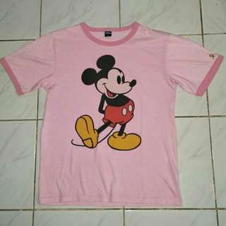 Mickey mousey tee