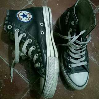 Converse hi leather irobot