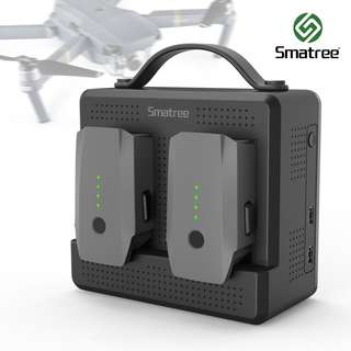 Smatree Portable Power Station Charging Hub Battery Charger SP180 for DJI MAVIC PRO Drone Accessories