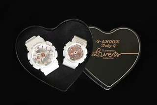 G-shock baby G Couple Watch Unisex gift