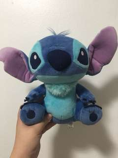 Stitch Soft Toy from Japan