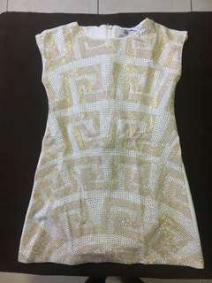 Young Versace White Dress (Reprice)