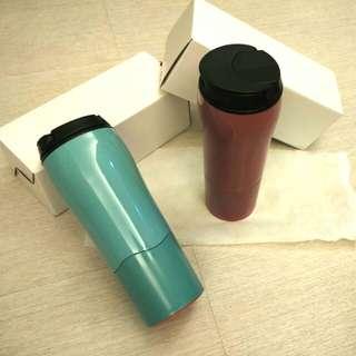 全新 Smart-grip Tumbler Stainless Steel Bottle 不銹鋼不倒保温杯暖水壺