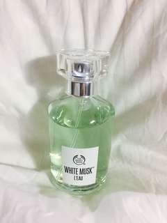 White Musk L'eau by The Body Shop