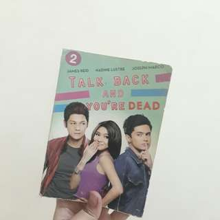 Talk Back and you're dead BOOK 2