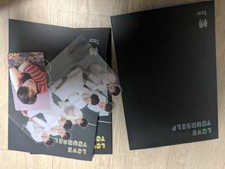 BTS Tear O ver. With Suga pc