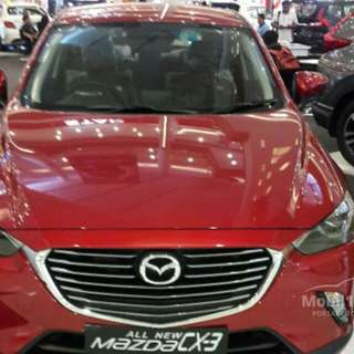 Mazda Cx-3 2.0 AT 2018 Big Promo